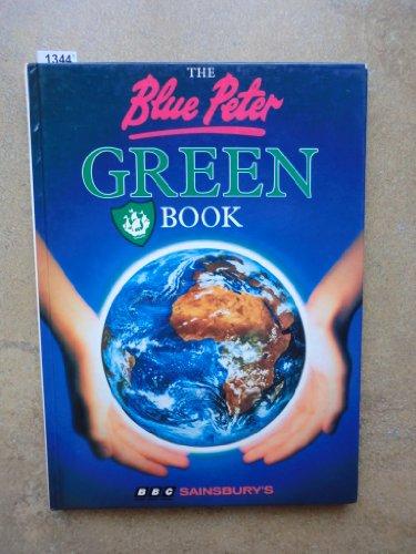 9780563208860: Blue Peter Green Book(Laminated)