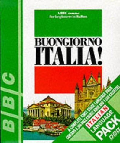 9780563214922: Buongiorno Italia