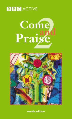Come and Praise 2 Word Book (Pack: Carver, Alison J