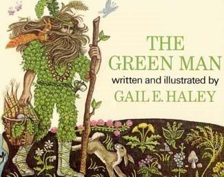 9780563347675: The Green Man (Read & Listen)