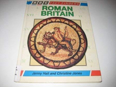 Roman Britain (Factfinders): Hall, Jenny, Jones,