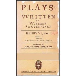 9780563354376: Henry VI, Part 3 [VHS]