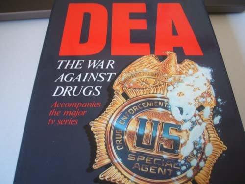 9780563360803: Drug Enforcement Agency: War Against Drugs