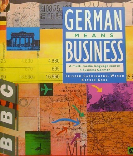 9780563363422: German Means Business