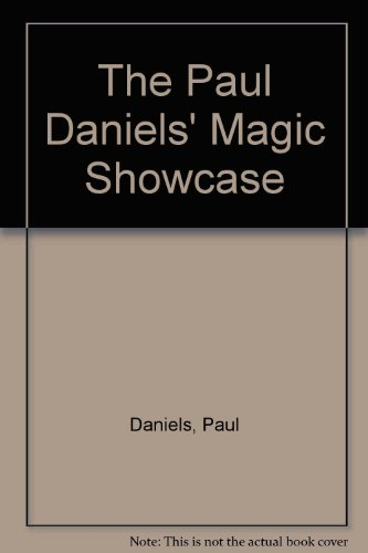 9780563363521: The Paul Daniels' Magic Showcase