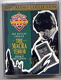 9780563366829: Doctor Who - The Missing Stories: The Macra Terror. Starring Patrick Troughton (BBC Audio Collection)