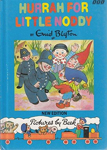 9780563368038: Hurrah for Little Noddy (Noddy Library)