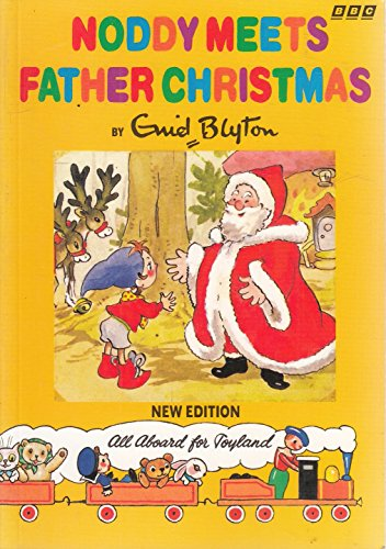 9780563368205: Noddy Meets Father Christmas (Noddy Library)