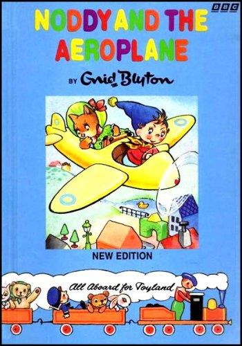 9780563368472: Noddy and the Aeroplane (Noddy Library)