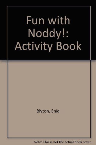 9780563368762: Fun with Noddy!: Activity Book