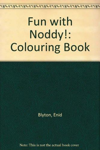 9780563368786: Fun with Noddy!: Colouring Book