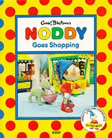 9780563368984: Noddy Goes Shopping (Noddy's Toyland Adventures)