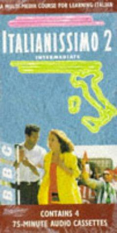 9780563369370: Italianissimo: Intermediate Cassette Pack, Pt. 2
