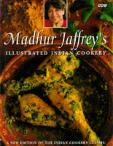 9780563370130: Illustrated Indian Cookery Course