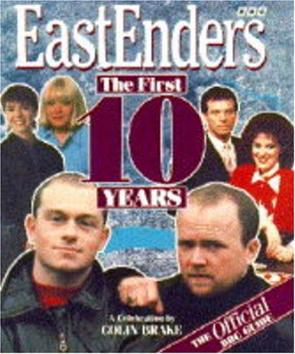 "9780563370574: ""Eastenders"": The First Ten Years - A Celebration"