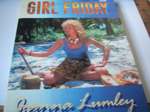 Girl Friday: Joanna Lumley