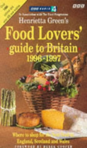 9780563370925: Henrietta Green's Food Lovers' Guide to Britain
