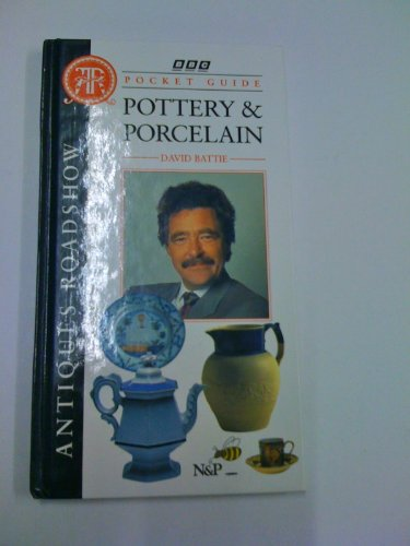 """9780563371281: """"Antiques Roadshow"""" Pocket Guide: Pottery and Porcelain"""