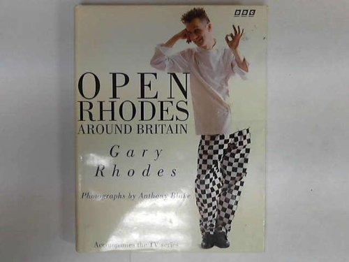 9780563378440: Open Rhodes Around Britain