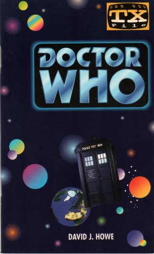 9780563380092: Doctor Who (Tx File Inserts)