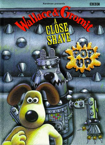 Wallace & Gromit: A Close Shave Pop-Up