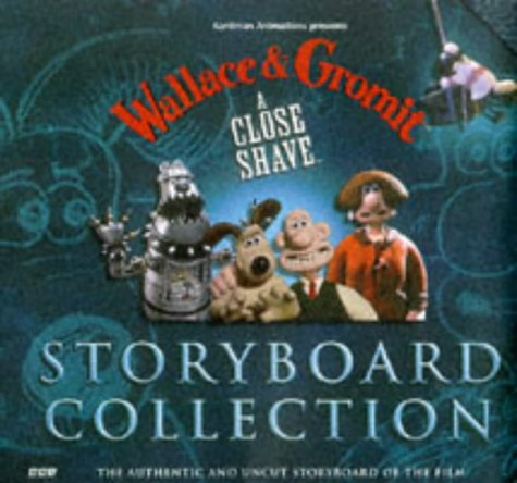 9780563380580: Wallace and Gromit: Storyboard Collection: A Close Shave