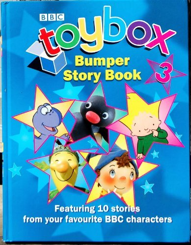 9780563380825: Toybox Bumper Story Book, No. 3
