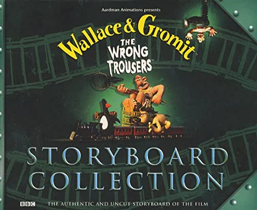 9780563380849: Wallace and Gromit: Storyboard Collection: The Wrong Trousers