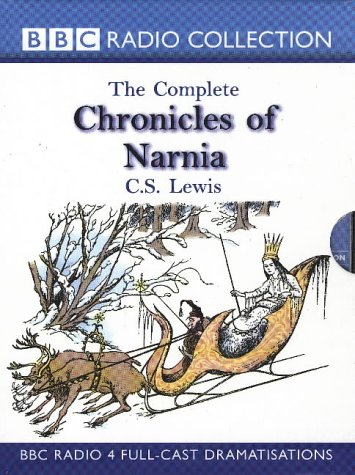 9780563381099: Complete Chronicles of Narnia: Starring Maurice Denham & Cast