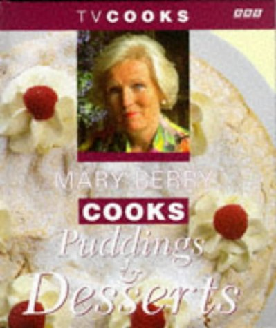 9780563383475: Mary Berry Cooks Puddings and Desserts (TV Cooks)