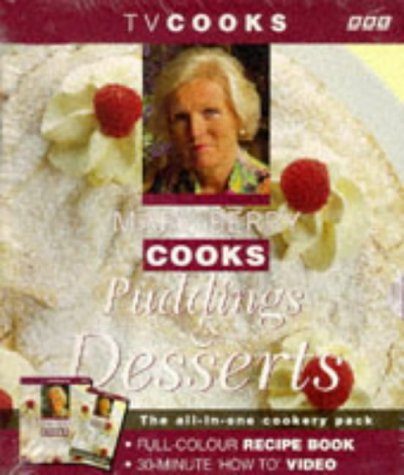 9780563383680: Mary Berry Cooks Puddings and Desserts (TV Cooks)