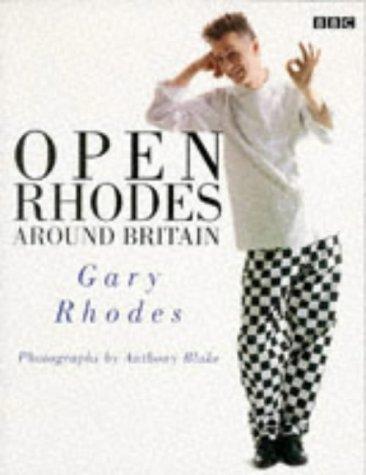 9780563384441: Open Rhodes Around Britain