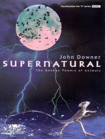 9780563384922: Supernatural