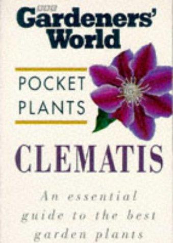 9780563387756: Clematis (
