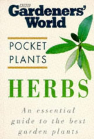 Gardeners' World Pocket Plants - Herbs