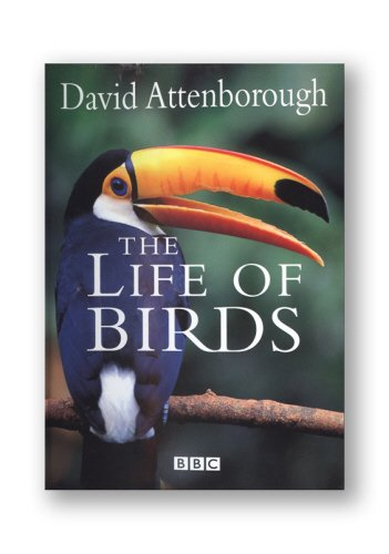 The Life of Birds 1st Edition Signed Sir David Attenborough