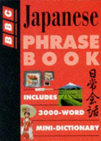 9780563399155: Japanese Phrase Book (BBC PHRASE BOOKS)