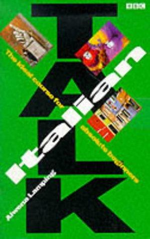 9780563400752: Talk Italian: Book and Cassette Pack