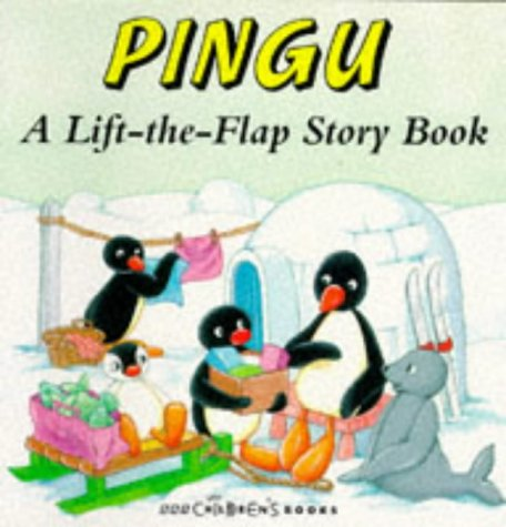9780563403470: Pingu the Little Penguin: Flap Book