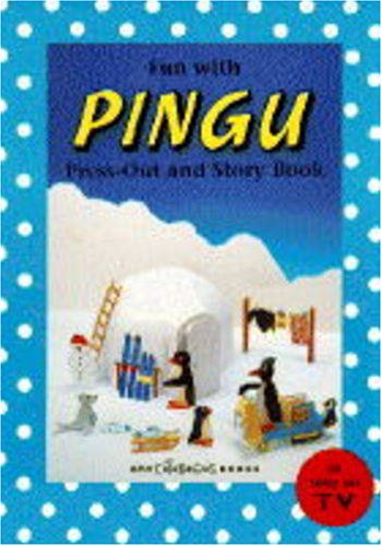 9780563403623: Fun with Pingu: Story Press-out and Storybook