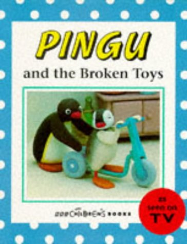 9780563404392: Pingu and the Broken Toy