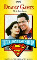 9780563404743: Deadly Games (New Adventures of Superman)