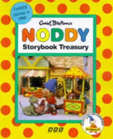 "9780563405474: Noddy Storybook Treasury: ""Noddy Goes Shopping"", ""Noddy Meets Some Silly Hens"", ""Noddy and the Special Key"" (Noddy's Toyland adventures)"