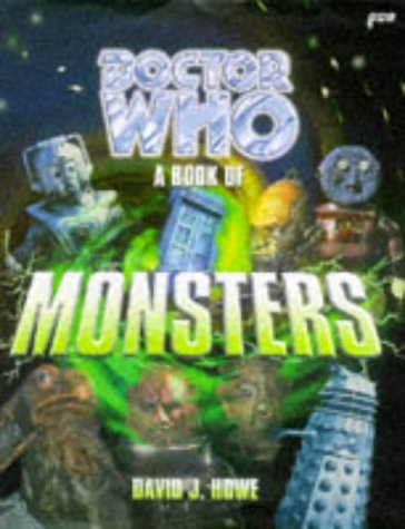 9780563405627: Doctor Who: A Book of Monsters (Doctor Who (BBC Hardcover))