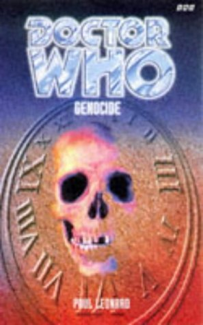 9780563405726: Genocide (Dr. Who Series)