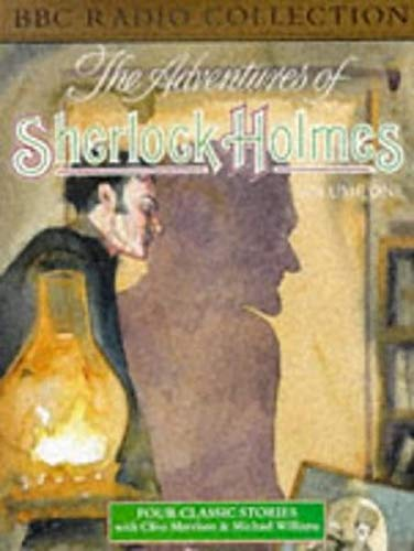 9780563409069: The Adventures of Sherlock Holmes: A Scandal in Bohemia/The Red-Headed League/A Case of Identity/The Boscombe Valley Mystery. Four Classic Stories ... Michael Williams Vol 1 (BBC Radio Collection)