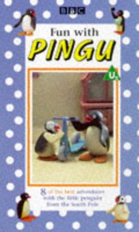 9780563470151: Pingu: Fun with Pingu [VHS]