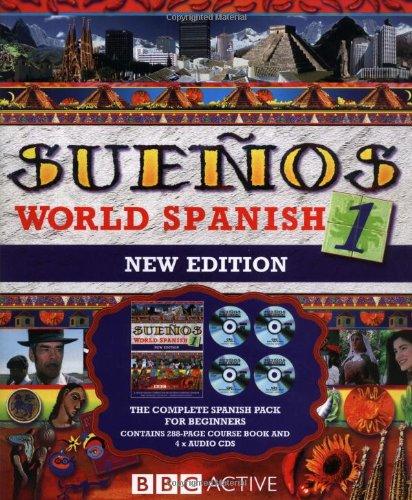 9780563472513: Suenos World Spanish 1 Language Pack with CDs: pt. 1