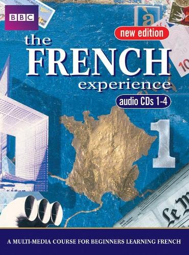 9780563472582: FRENCH EXPERIENCE 1 CDS 1-4 NEW EDITION (English and French Edition)