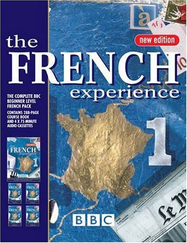 9780563472629: FRENCH EXPERIENCE 1 LANGUAGE PACK + CASS NEW EDITION (English and French Edition)
